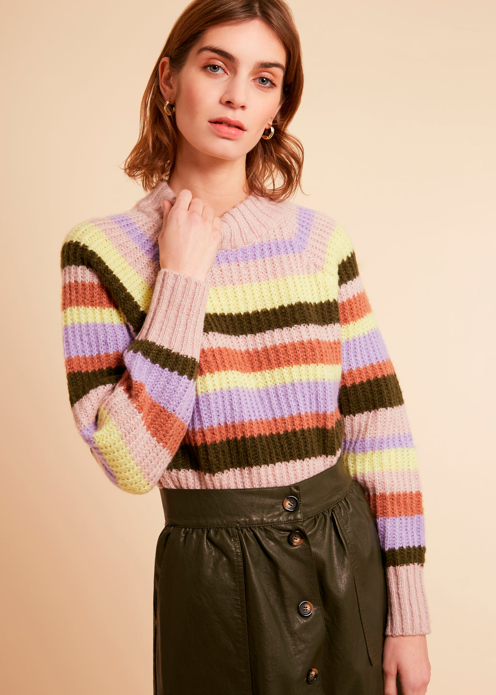 NEPHELIE SWEATER