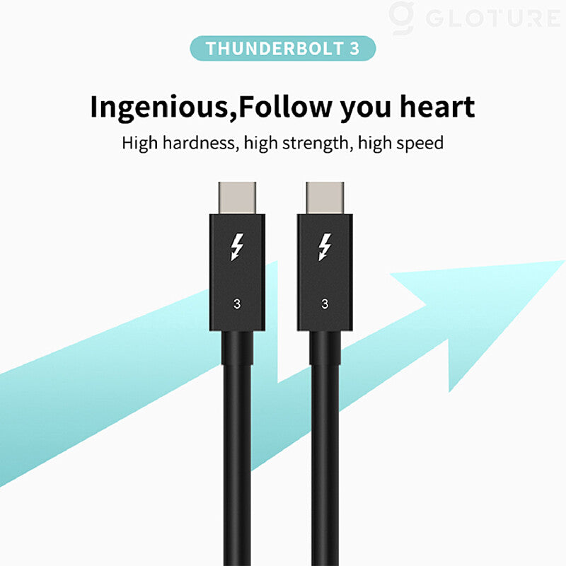 Thunderbolt3-cable