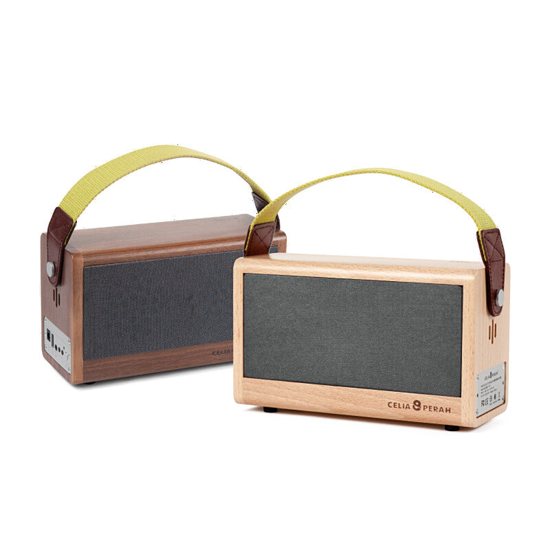 レジャーに最適なポータブルBluetoothスピーカー CELIA&PERAH P3 II portable bluetooth speaker