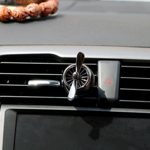 Turbine Diffuser Air Vent Freshener for Car