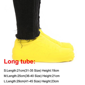 REUSABLE WATERPROOF SHOES COVER