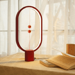 Designer Float Balance Lamp