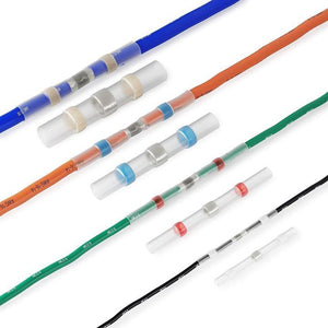 NEC™ - Waterproof Solder Wire Connectors