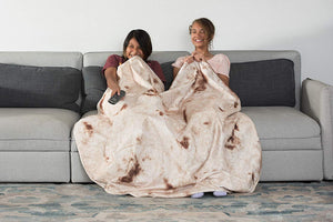 The Giant Burrito Blanket [Limited Stock]