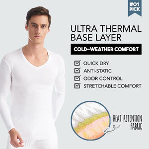 Ultra Thermal Base Layer for Men