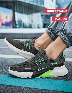 🔥New Arrival -50% OFF🔥 Non-slip breathable Running Shoes, Walking Sneakers [Limited time offer: Buy 2 Save More 15%]