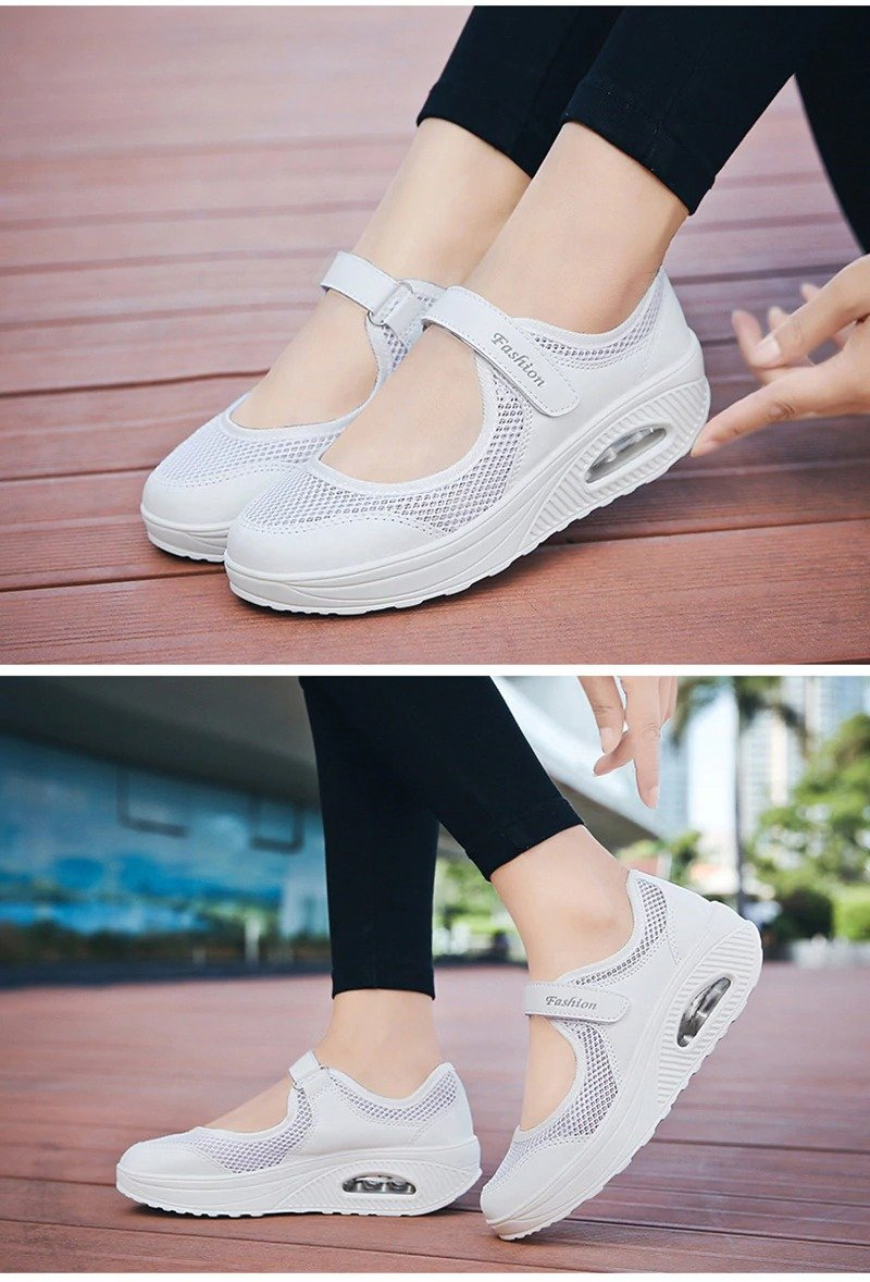 [#1 HOT 2021] *PREMIUM* ORTHOPEDIC WOMEN'S WORKING NURSE SHOES (FREE SHIPPING)