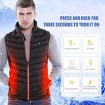 (Last day 50% OFF) UNISEX Warming Heated Vest [Limited SALE]