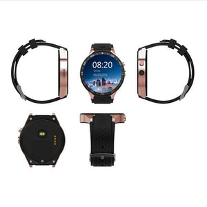 MTK-KW88 SMART WATCH FASHION LUXURY COMPATIBLE ANDROID / IOS PHONE