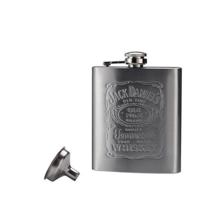 Portable Whiskey Hip Flask