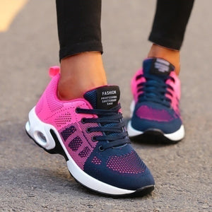 Women's Orthopedic Corrector Lightweight Running Walking Shoes, Breathable Air Cushion Sneakers [Limited time offer: Buy 2 Save More 15%]