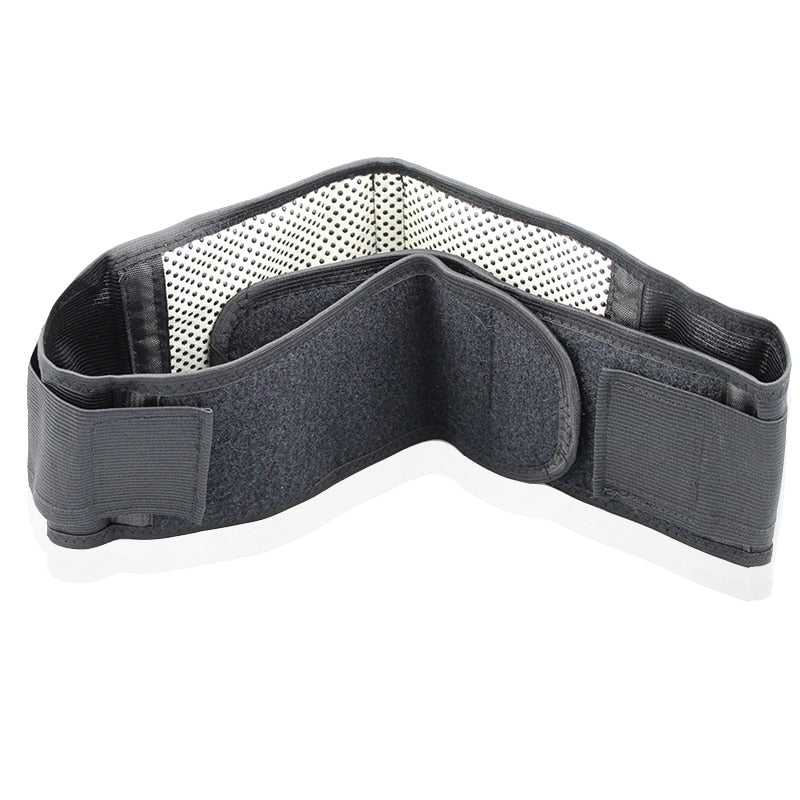 Magnetic Back Support Lumbar Brace Belt