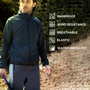 Ultra-light Rainproof Windkicker for Men & Woman