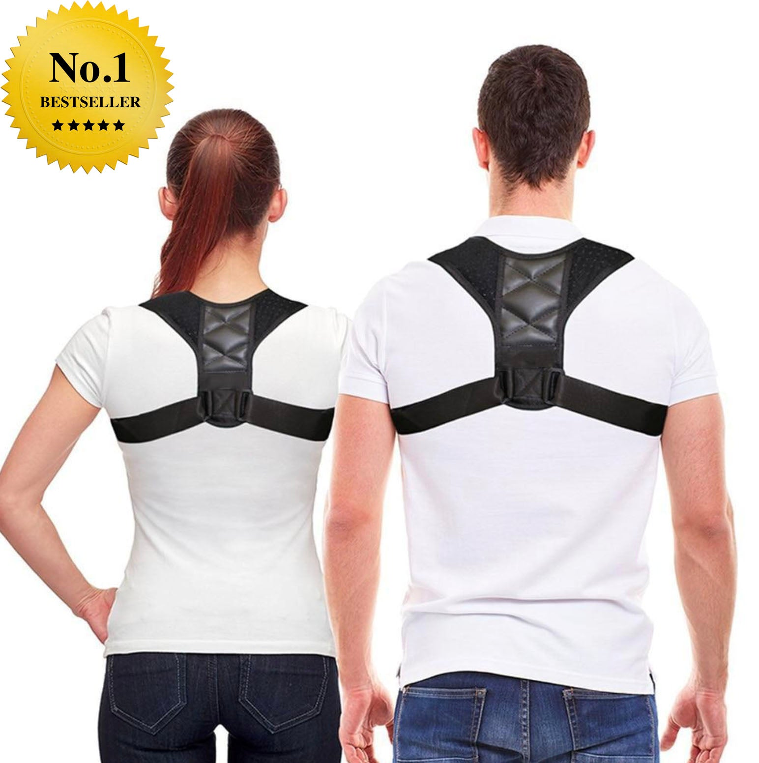 COMFORT Clavicle & Shoulder Support Braces [Premium]