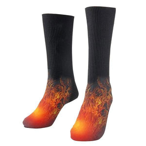 Electric Self-Heated Socks for Men and Women
