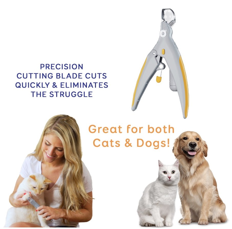 Zero Pain Pet Nail Clipper