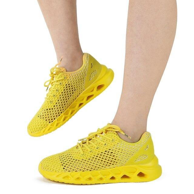 Non-slip breathable Running Shoes, Walking Non Slip Blade Type Sneakers [Limited time offer: Buy 2 Save More 15%]