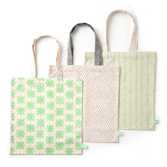 GoGreenBags Cotton Tote Bags