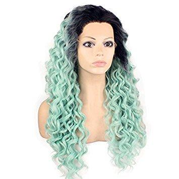 Atlantia Curly Long  Lace Front wig