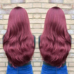 Berry Half Head Hairpiece - Pdollpalace