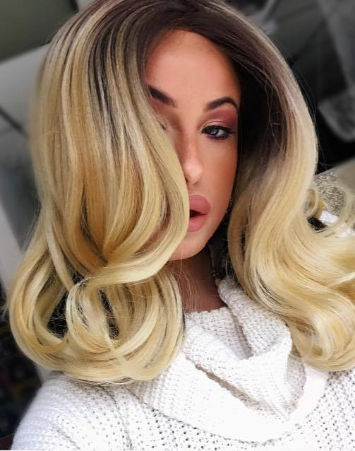 Beyonce Lace Front Wig - Pdollpalace