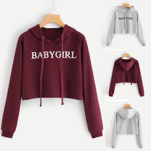 Load image into Gallery viewer, BABY GIRL Printed Hoodie Sweatshirt Jumper