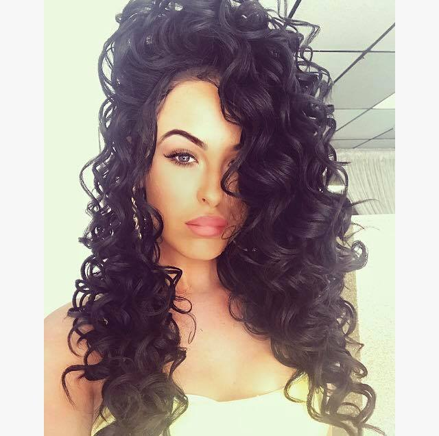 Rea Lace front wig - Pdollpalace