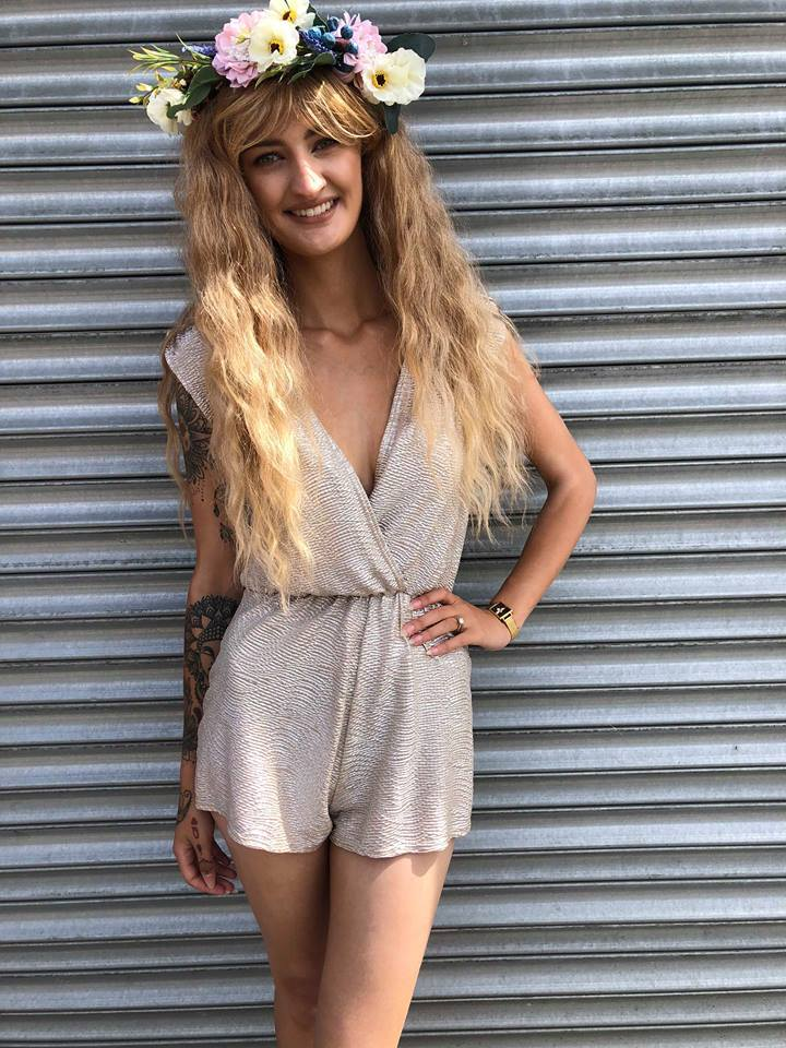 Kaylah playsuit