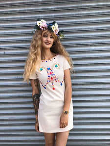 Festival Jewelled dress