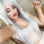 Silver Fox Full head - Pdollpalace