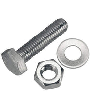 Load image into Gallery viewer, Stainless Hex Nut, 304 18-8 Stainless Steel Nuts Choose Size & QTY