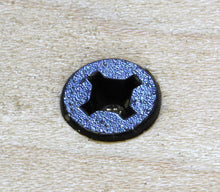 Load image into Gallery viewer, Black E-Coat w/Lube Flat Head Wood Screw, Self Tapping Type 17 Point - Choose Size & QTY