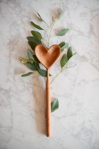 Heart Shaped Spoon