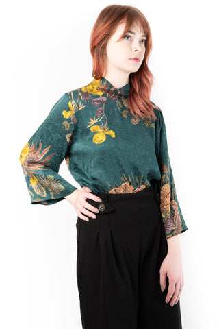 Frnch Calypso Blouse