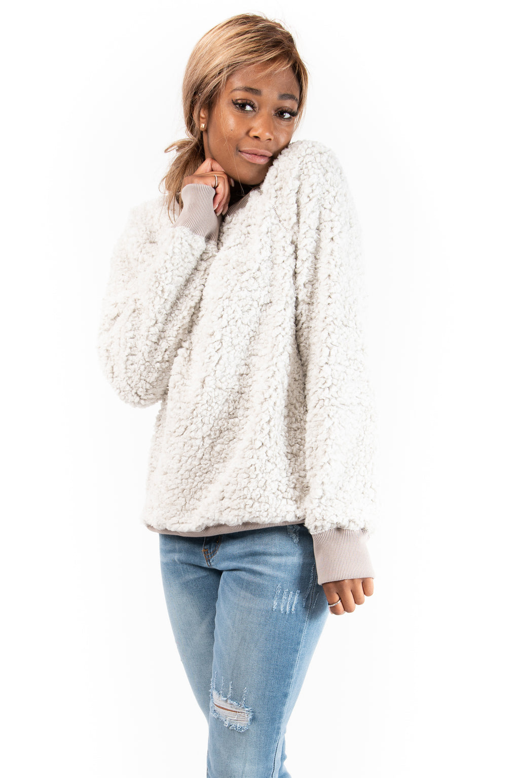 Dylan Teddy Sweater