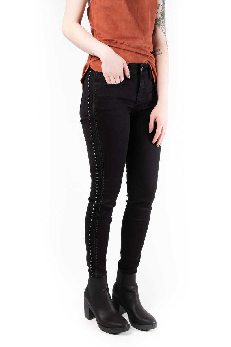 Numero Studded Jeans