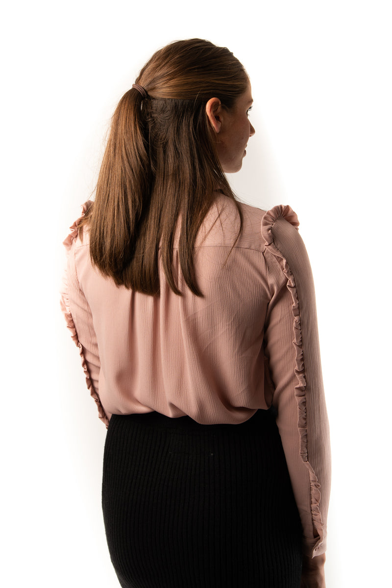 Pink Ribbon Shirt