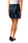 Frnch Jacquard Floral Skirt