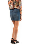 Celebrity Pink Denim Skirt