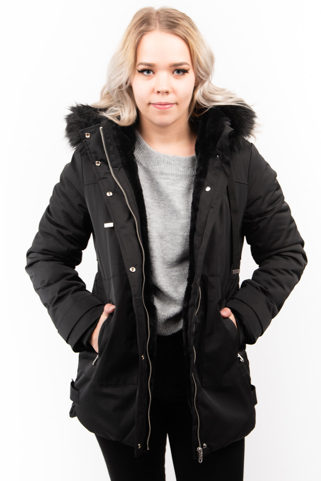 Dex Fur Lined Jacket