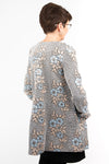 Molly Bracken Woven Floral Coat