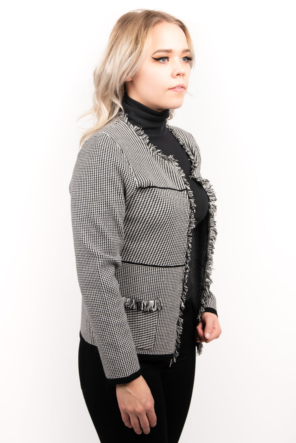 Picadilly Houndstooth Jacket