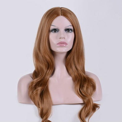 Medium Long Curly Hair Wig