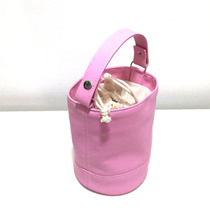 BUBBLEGUM BUCKET BAG
