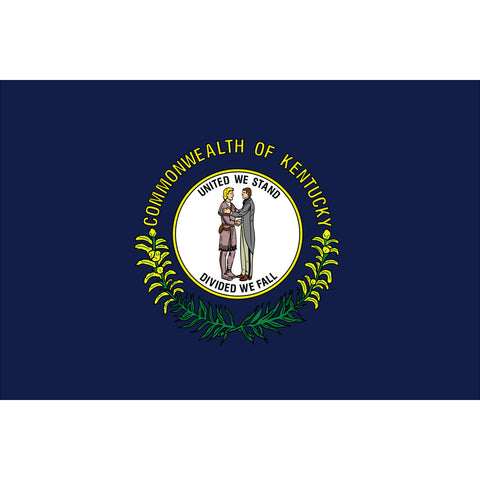 Kentucky State Flag Outdoor Nylon