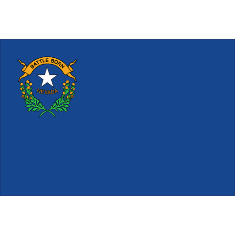 Nevada State Flag Outdoor Nylon