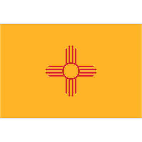New Mexico State Flag Outdoor Nylon