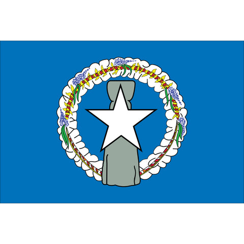 Northern Marianas Flag Outdoor Nylon