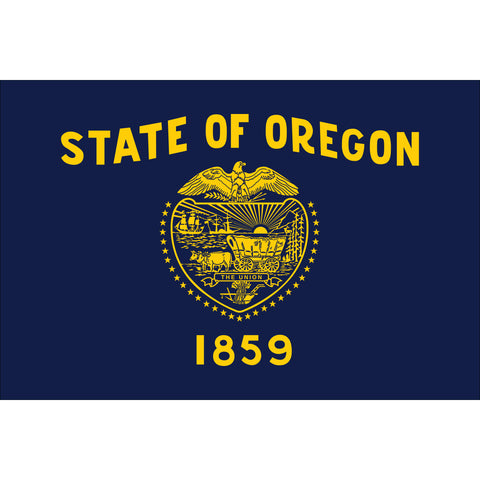 Oregon State Flag Outdoor Nylon