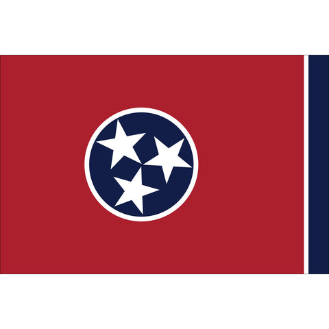 Tennessee State Flag Outdoor Nylon